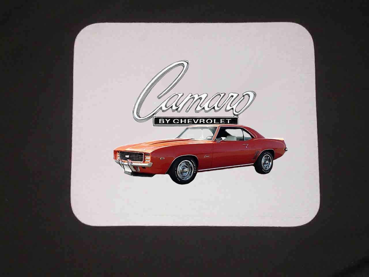 New 1969 Chevy COPO Camaro Mousepad