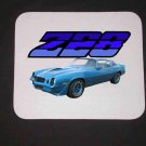 New 1979 Chevy Camaro Z28 Mousepad