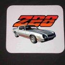 New Silver 1981 Chevy Camaro Z28 Mousepad