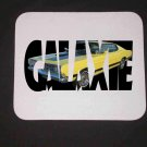 New 1968 Ford Galaxie w/letters Mousepad!