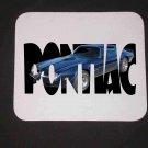 New 1974 Blue Pontiac Trans AM no Eagle w/ letters Mousepad!