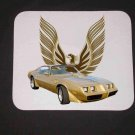 New 1979 Gold Pontiac Trans AM Mousepad!