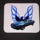 New 1980 Blue Pontiac Trans AM Mousepad!
