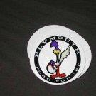 New Plymouth Roadrunner Logo Soft Coaster set!!