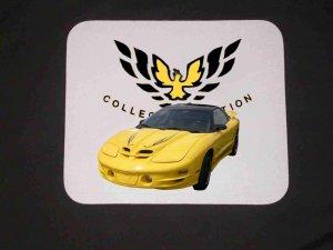 New 2002 Pontiac Trans AM Collectors Edition Mousepad!
