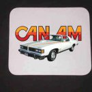 New 1977 Pontiac Can AM Mousepad!