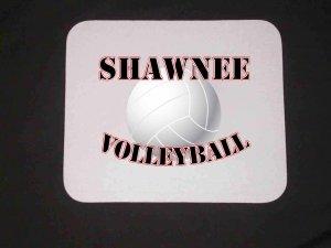 New Shawnee Volleyball Mousepad!
