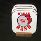 New Wapak Band Hard Coaster set!