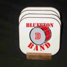 New Bluffton Band Hard Coaster set!