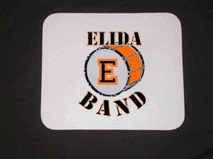 New Elida Band Mousepad!