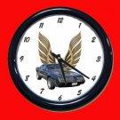 New Dk. Blue 1979 Pontiac Trans AM Wall Clock