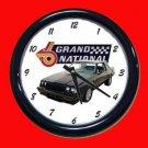 New 1987 Buick Grand National Wall Clock