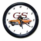 New Bronze 1971 Buick Gran Sport Wall Clock