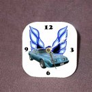 New Lt. Blue Eagle 1979 Pontiac Trans AM Desk Clock