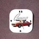 New 1969 Chevy COPO Camaro Desk Clock