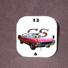 New 1968 Buick Gran Sport Desk Clock