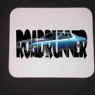 New 1973 Plymouth Roadrunner w/ letters Mousepad!!