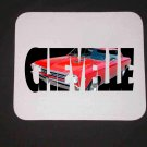 New 1967 Red Chevy Chevelle w/ letters Mousepad!