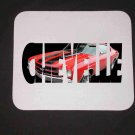 New 1970 Red Chevy Chevelle SS w/ letters Mousepad!