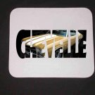 New 1970 Gold Chevy Chevelle SS w/ letters Mousepad!