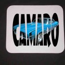 New Blue 1969 Chevy Camaro RS/SS w/ letters Mousepad
