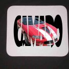 New 2002 35th Anniversary Chevy Camaro w/ letters Mousepad