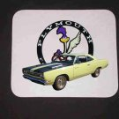 New 1969 Plymouth Roadrunner Mousepad!!