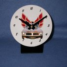 New  1974 Gold Pontiac Formula Firebird desk clock!