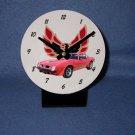 New Red 1975 Pontiac Firebird Trans AM desk clock!