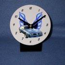 New Blue 1978 Pontiac Firebird Trans AM desk clock!