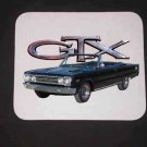 New 1967 Plymouth GTX Mousepad!!
