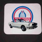 New 1965 Ford Mustang Cobra GT-350 Mousepad!