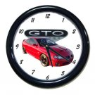 New 2006 Pontiac GTO Wall Clock