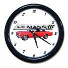 New 1964 Pontiac Lemans Wall Clock