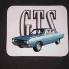 New 1968 Dodge Dart GTS Mousepad!!