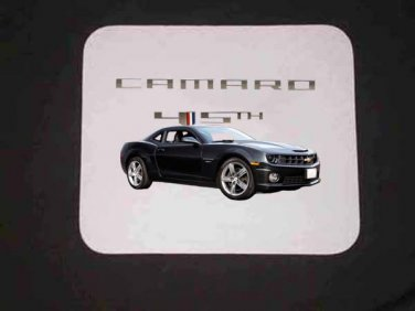 New 2012 45th anniversary Chevy Camaro Mousepad