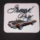 New Brown 1977 Pontiac Grand Prix Mousepad!