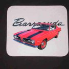 New  1969 Plymouth Cuda Mousepad!!
