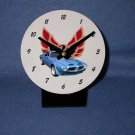 New 1970 Pontiac Formula Firebird desk clock!