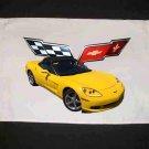 New 2008 Chevy Corvette Hand Towel