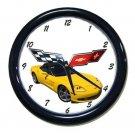 New 2008 Chevy Corvette Wall Clock