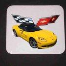 New 2008 Chevy Corvette Mousepad