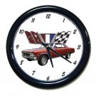New 1966 Chevy Chevelle Wall Clock