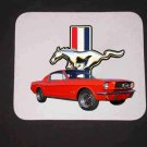 New 1965 Ford Mustang Fastback Mousepad!