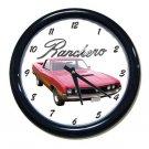 New 1970 Ford Ranchero Wall Clock