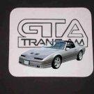 New 1989 Pontiac GTA Trans AM LOGO Mousepad!