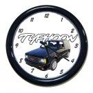 New 1992 GMC Typhoon Wall Clock