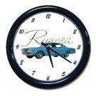 New 1963 Buick Riviera Wall Clock