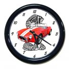New 1966 Cobra Wall Clock