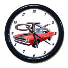 New 1970 Plymouth GTX Wall Clock